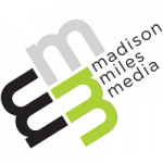 madison miles media Logo